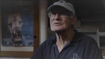 Image from Spirit of South Carolina: A Short Story of Life at Sea - YouTube 109-Year-Old Veteran and His Secrets to Life Will Make You Smile | Short Film Showcase - Duration: 12:39.